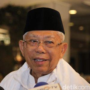 Maruf Jagokan Sri Mulyani Pimpin Organisasi Ahli Ekonomi Islam