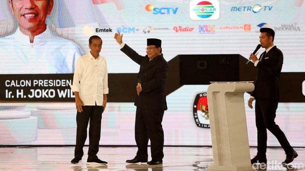 Jokowi Kampanye di Bogor, Prabowo Pidato Kebangsaan di Surabaya Hari Ini