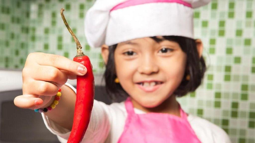 Di Usia Berapa Anak Boleh Konsumsi Makanan Pedas?