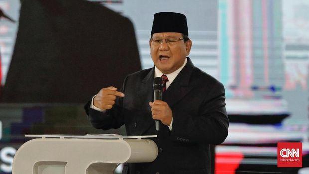 Survei: Jokowi Ungguli Prabowo di Percakapan Medsos