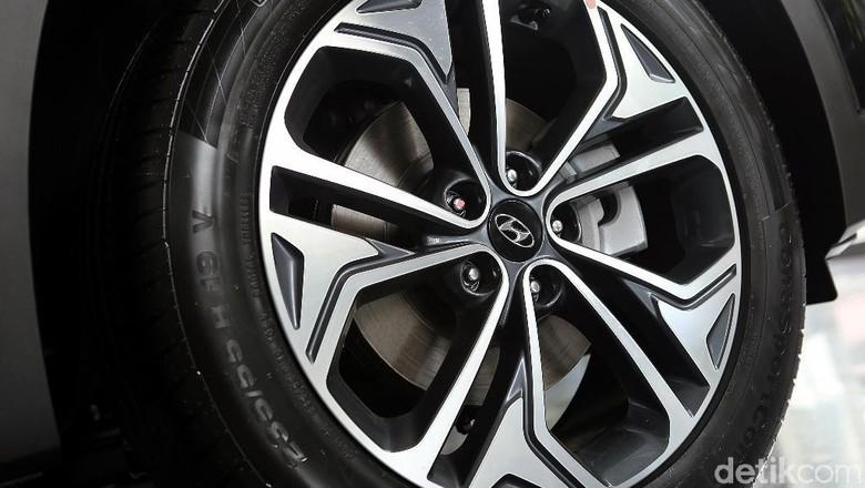Pelek 2 warna Foto: Hyundai