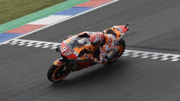 Rossi Favoritkan Marquez pada MotoGP Argentina 2019