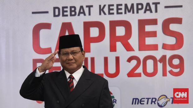 Live Report: Debat Capres Keempat Pilpres 2019