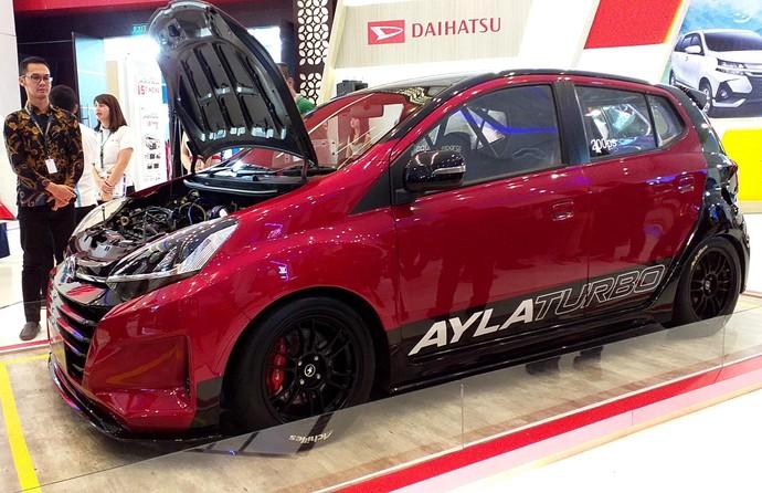 Regional Head Jawa Timur PT Astra International Tbk, Daihatsu Sales Operation Tunjung Pramusinto mengatakan mobil konsep itu tidak untuk dijual. Salah satu alasannya karena saat ini mesinnya masih mahal.