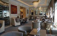Restoran fine dining di hotel (Wahyu/detikcom)