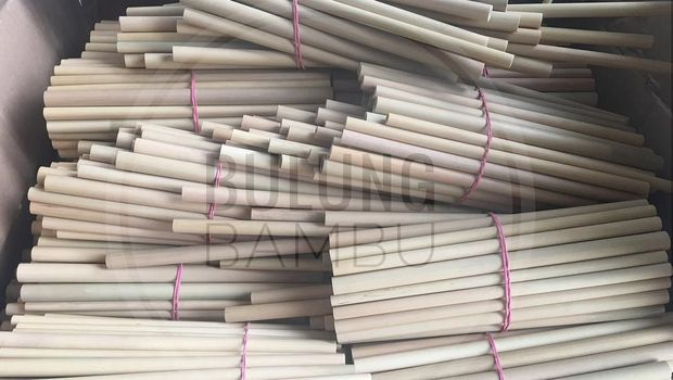 Sedotan Bambu Ramah Lingkungan yang 'Terbang' hingga ke Australia