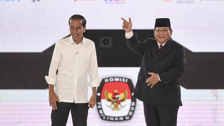 Jokowi Ingin Merangkul Prabowo