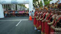 1.000 Pelari Ikuti Banyuwangi Half Marathon 2019