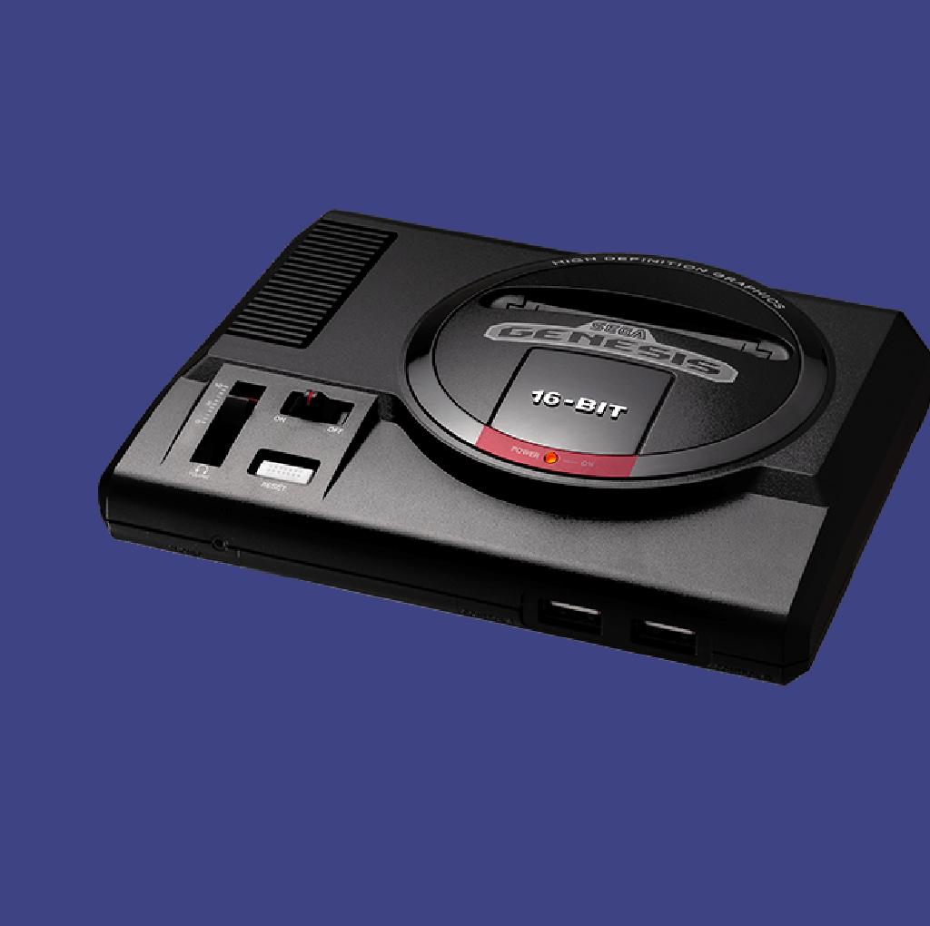 Minat Punya Si Retro Genesis Mini? Cek Dulu Daftar Gamenya