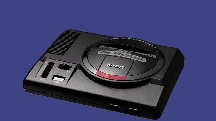 Sega Genesis Mini atau Mega Drive Mini yang sudah dapat tanggal rilis dari Sega. Foto: Sega