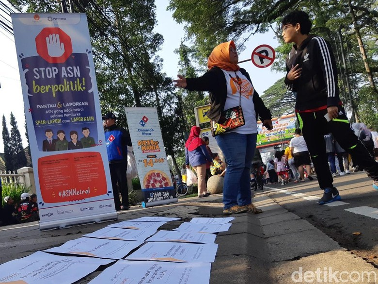 Diduga Tak Netral, Dosen-Lurah Bandung Dilaporkan ke Komisi ASN