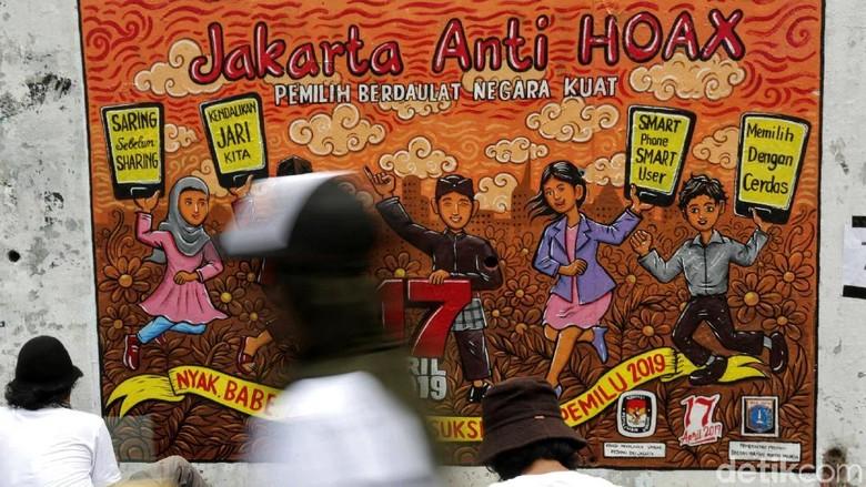 Sosialisasikan Pemilu, KPU Gelar Kompetisi Mural