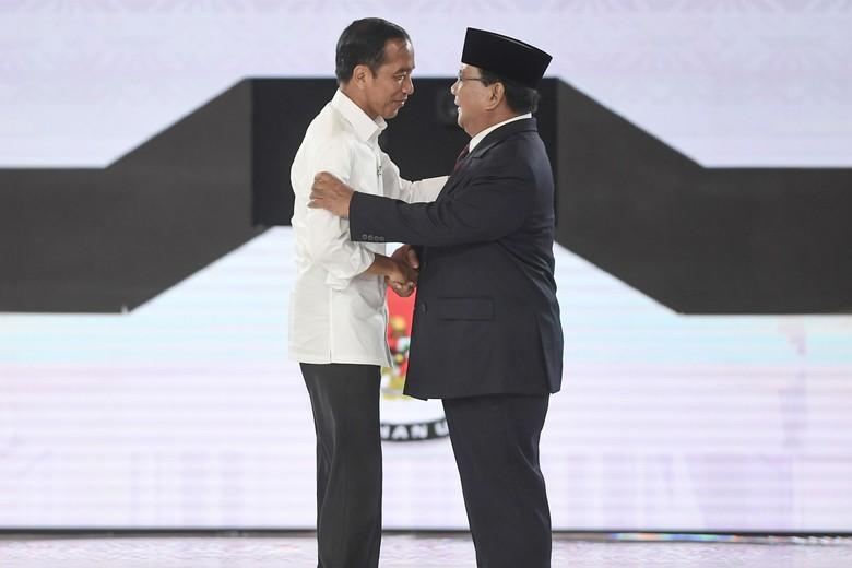 BPN Setuju Rekonsiliasi: Prabowo-Jokowi Sahabat, Gandengan Usai Lebaran