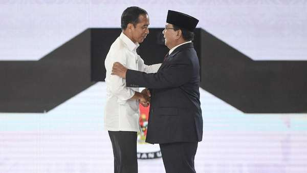 Kata TKN soal Sinyal Politik Pidato Jokowi dan Prabowo Usai Putusan MK
