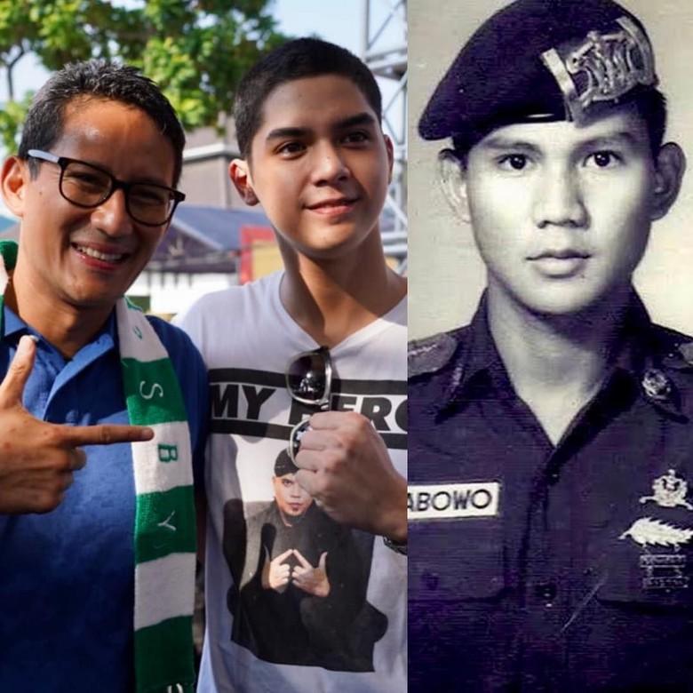 Sandiaga Bandingkan Al Ghazali dan Prabowo Saat Masih Muda: Mirip Kan