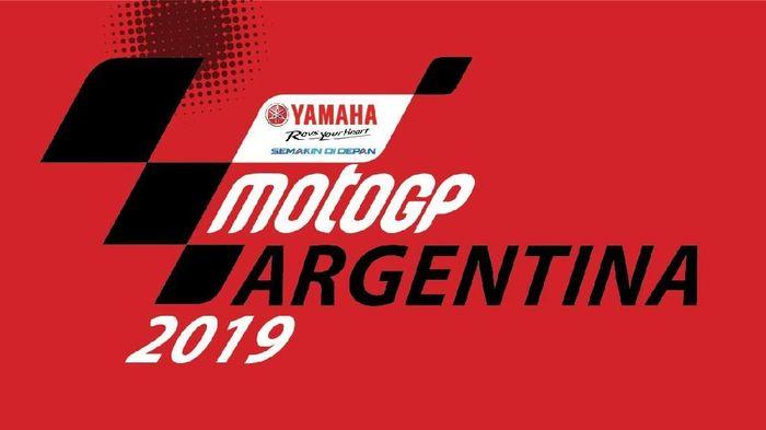 MotoGP Argentina 2019 dihelat mulai pukul 01.00 WIB dinihari WIB (Infografis Detiksport)