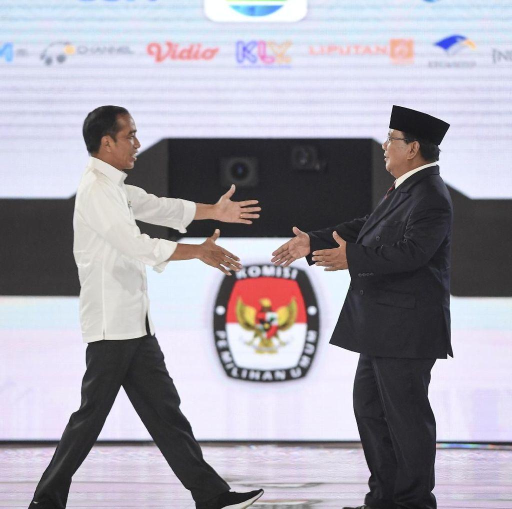Data KawalPemilu 13%: Jokowi Unggul 360 Ribu Suara dari Prabowo