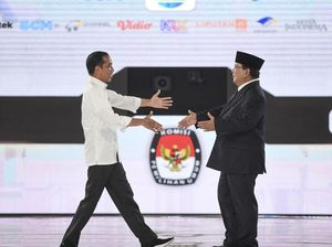 Data KawalPemilu 10%: Jokowi Unggul 360 Ribu Suara dari Prabowo