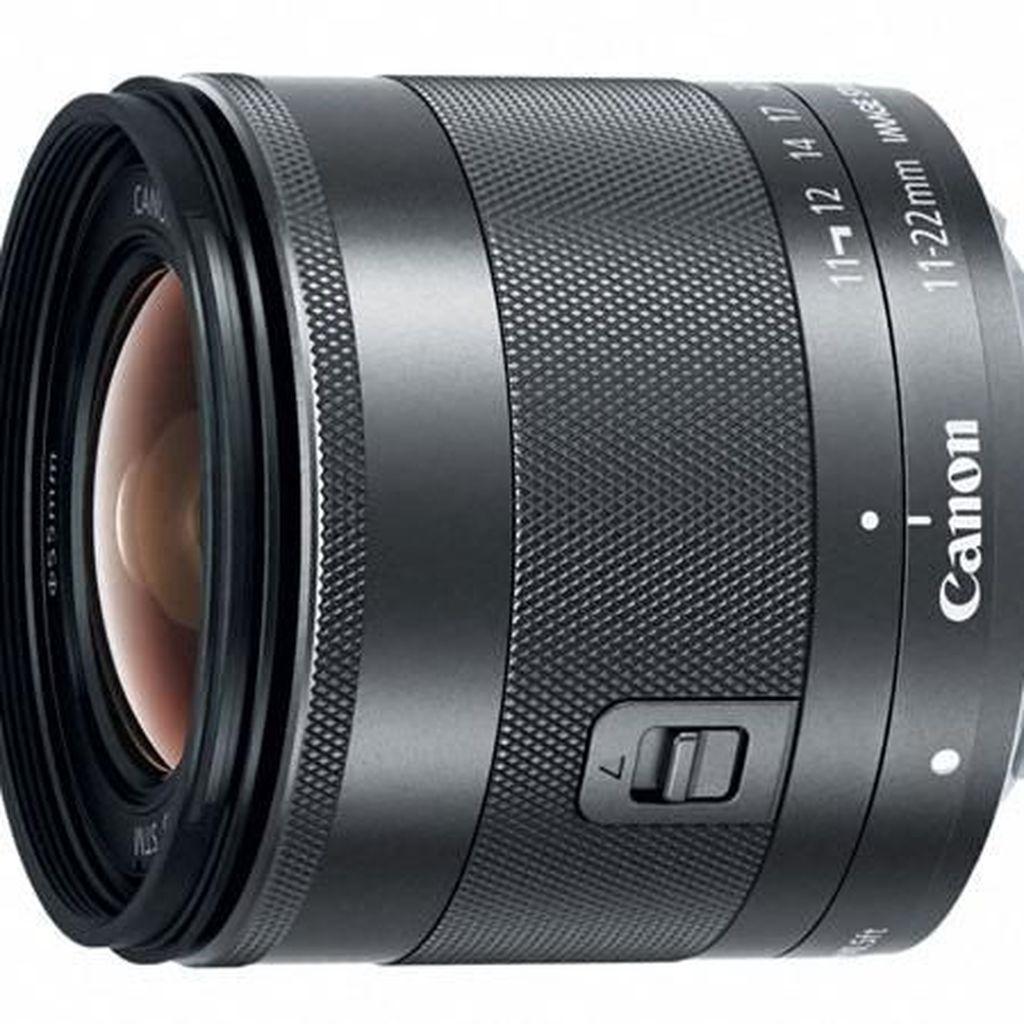Lensa Canon EF-M 11-22mm, Ringkas dan Praktis di Lapangan