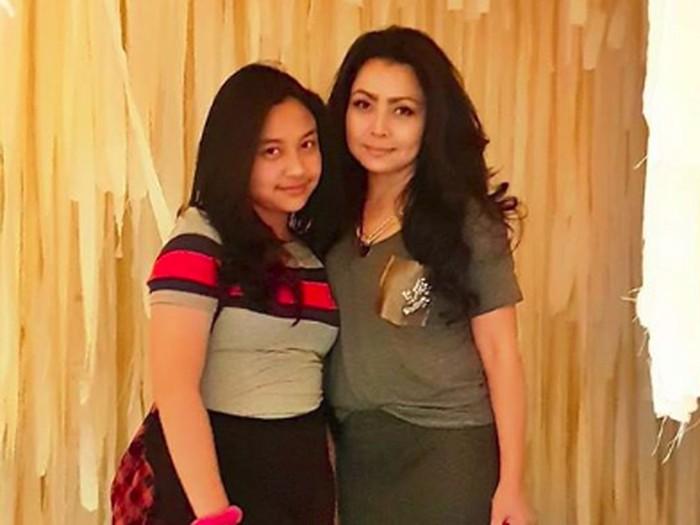 Mayangsari dan putrinya, Khirani. Foto: Instagram