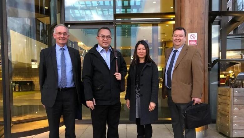 IPB-University of Nottingham Konkretkan Kerjasama Bidang Future Food