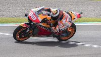 Melihat Kembali Marc Marquez Jatuh Bangun di MotoGP Amerika Serikat
