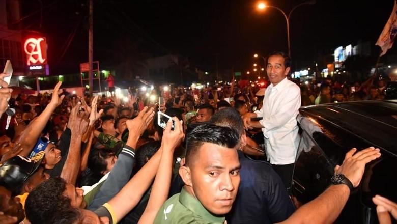 Jokowi: Saya Tak Pernah Merasa Capek untuk Negara dan Rakyat