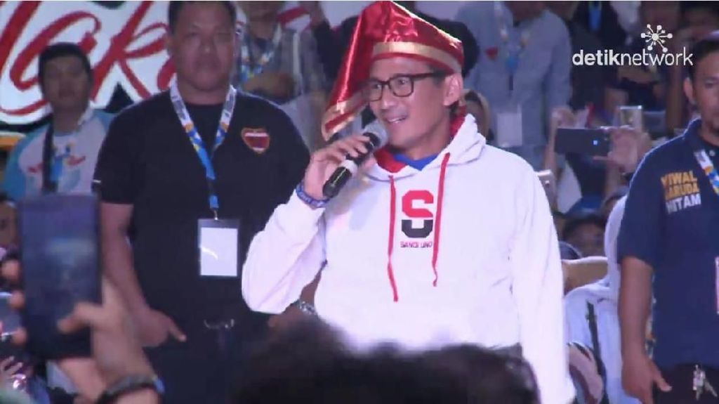 Kunjungi Makassar, Sandi Janjikan OK OCE Ke UMKM