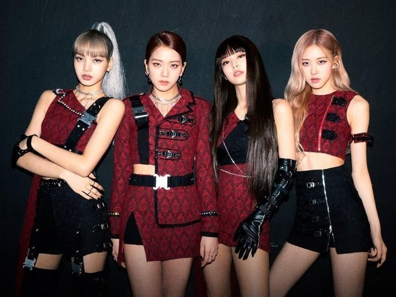 Hore! BLACKPINK akan Tampil di The Late Late Show With James Corden