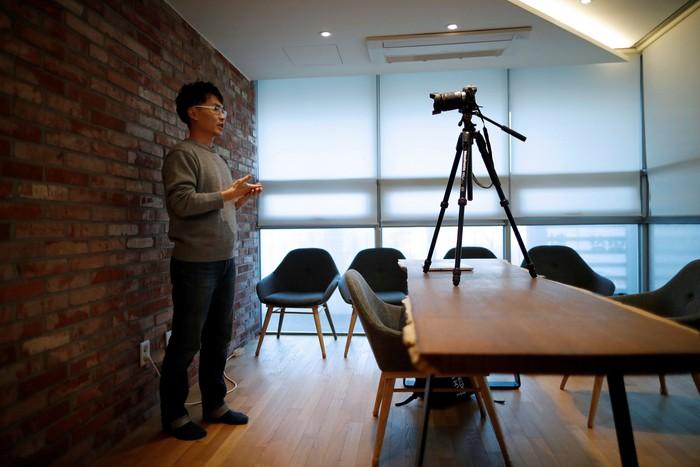 Yoon Chang hyun. Foto: Reuters