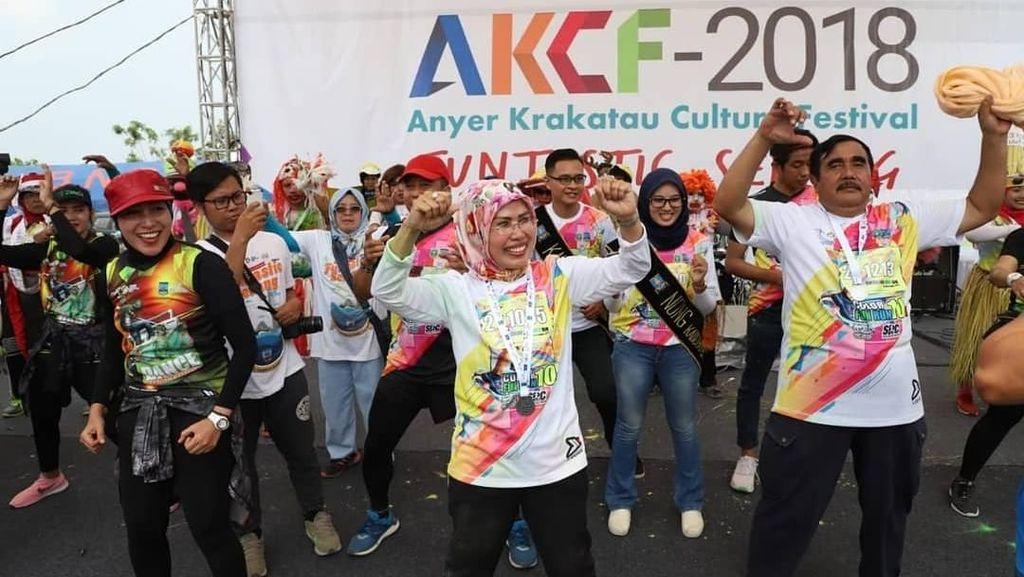 Festival Krakatau Jadi Andalan Pulihkan Wisata Anyer Pasca Tsunami
