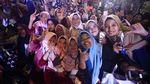 Sandiaga Bersongkok Passapu di Makassar YES 2019