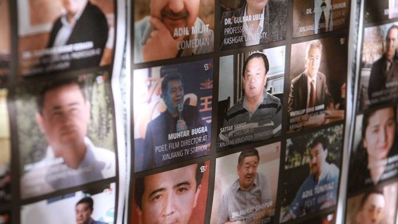 Warga Uighur di Australia Alami Intimidasi oleh Polisi China