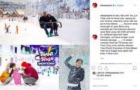 Ridwan Kamil: Mau Lihat Salju? Cukup Naik Ojol ke Bekasi