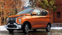 Hasil Tes Fitur Keselamatan, Mobil Mungil Mitsubishi Dapat Skor Bintang 5