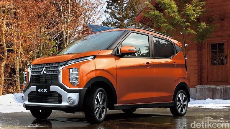 Mobil Xpander versi mini, Mitsubishi eK sudah mulai dijual di Jepang. Untuk model eK X yang garang harganya mencapai 1.414.800 yen atau sekitar Rp 181 jutaan.