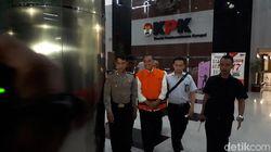 Anggota DPR Tersangka Kasus e-KTP Markus Nari Ditahan KPK