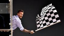 Dari GP Bahrain, David Beckham Dukung Solskjaer