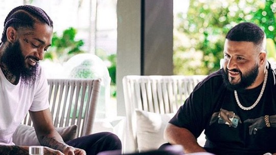 Tewas Ditembak, Nipsey Hussle Sudah Ramalkan Kematiannya?