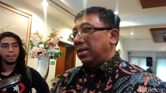 Haru Suandharu, sekretaris BPD Jabar
