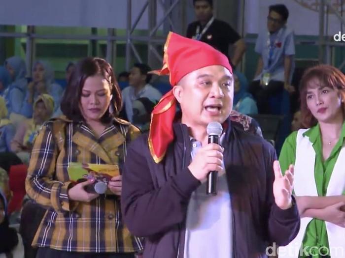 Erwin Aksa di Makassar YES 2019