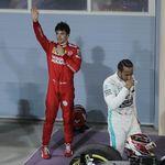 Leclerc Ingatkan Hamilton pada Masa Mudanya