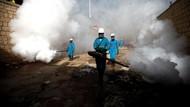 Aksi Basmi Wabah Kolera di Yaman