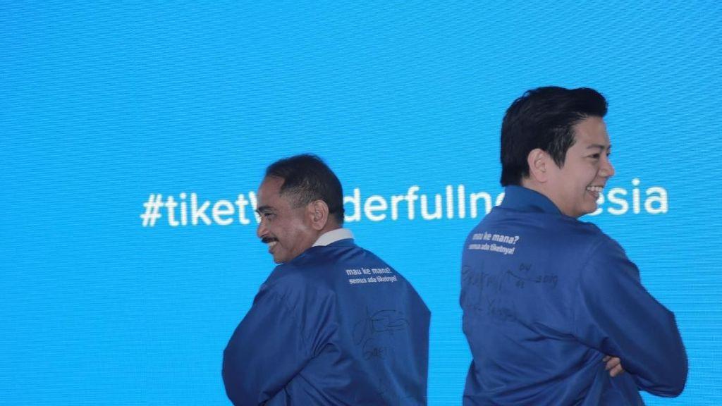 Co-Branding tiket.com & Kemenpar Gaet Traveler Liburan di Indonesia