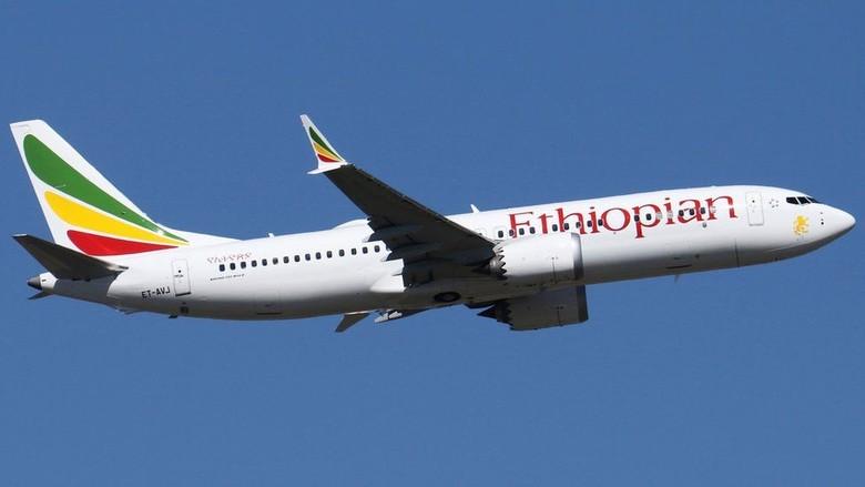 Ini Kata-kata Terakhir Pilot Ethiopian Airlines Sebelum Pesawat Jatuh