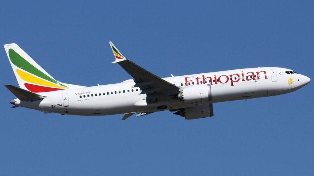 Pesawat Ethiopian Airlines Lainnya Juga Nyaris Salah Mendarat di Zambia