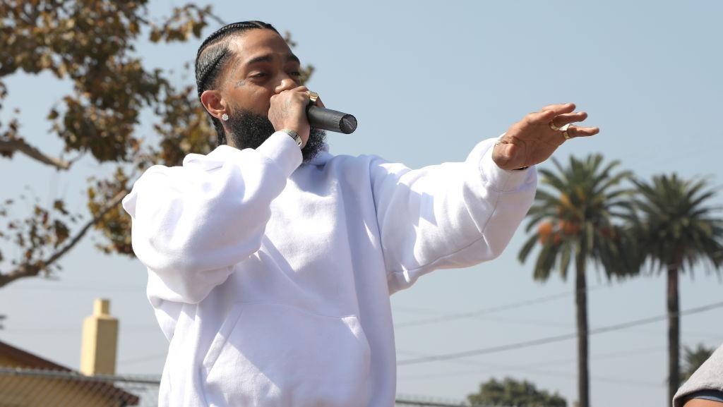 Setelah Kematian Tragis Nipsey Hussle, Album Sang Rapper Rajai iTunes
