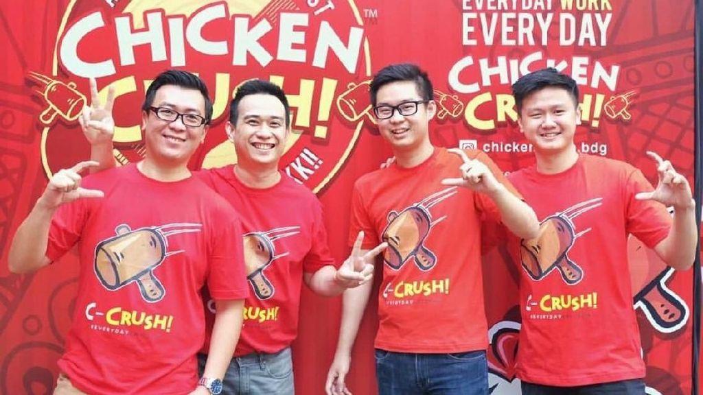 Mau Bisnis Jualan Ayam Geprek? Siapkan Modal Segini