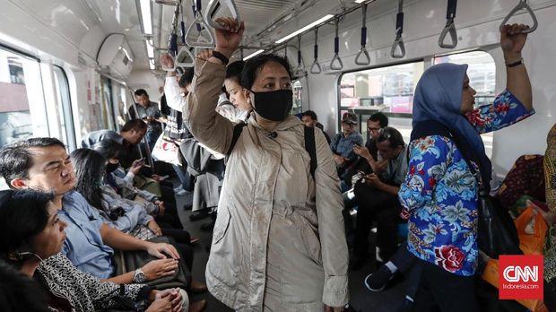 Laju MRT Jakarta dan Kemacetan di Jalur Arteri