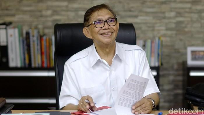 Ketua Komisi Aparatur Sipil Negara (ASN) Prof Sofian Effendi (Foto: Grandyos Zafna)